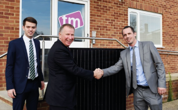 Ticketmedia install solar panel system at our Hove based office