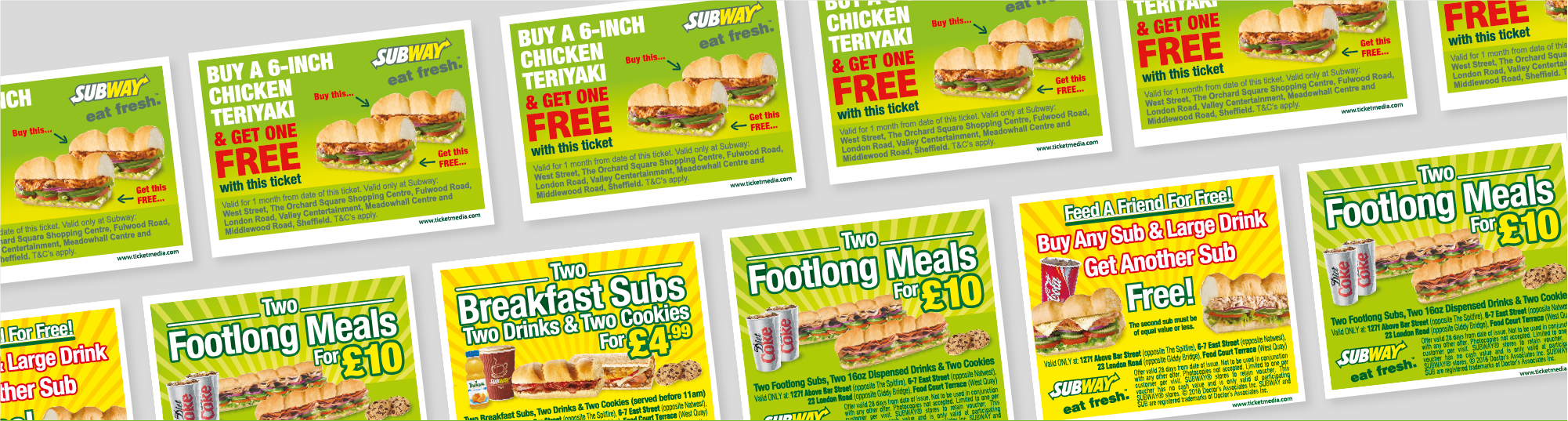 subway case study marketing management The study will seek to analyze the impact of sensory marketing of consumers with  a particular reference to kfc  panyandee tooraiven, bsc (hons) management , université des mascareignes,  subway, or supermarkets.