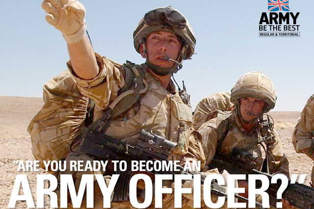 army recruitment campaigns