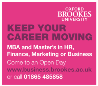 Higher education recruitment campaign example