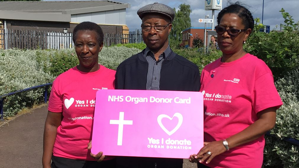 Ticketmedia are helping to raise awareness of Organ Donation